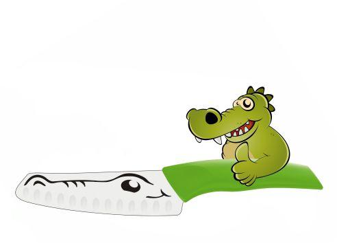 Kroki Kinderküchenmesser