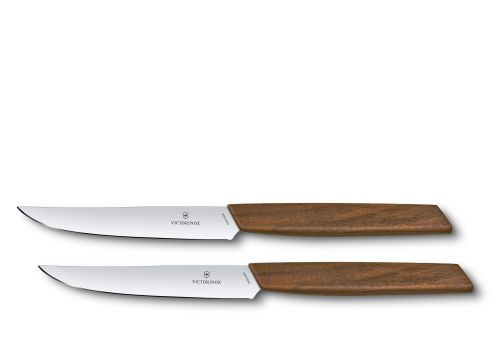 Swiss Modern Steakmesser Set 2-teilig