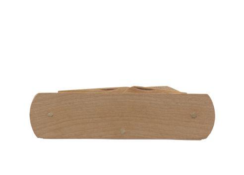 Holz Taschenmesser Set