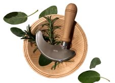Kräutermesser Set