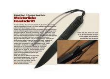 Freizeitmesser Mod. 11 schwarz matt