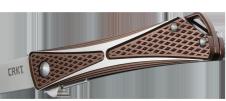 Crossbones Bronze
